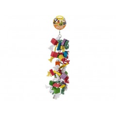 Toy Rope knots with a block of wood 47cm 14002 Benelux 10,15 € Ornibird