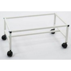 Foot with casters for cages Cova 120 x 40cm