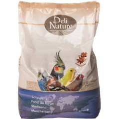 Bottom of cage, brown 5kg - Ostrea 023080 Deli-Nature 2,75 € Ornibird
