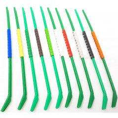 10 Bagues ouvertes clic en plastique pour exotiques Taille : 2,5mm Couleur :Gris 14465 / Brun Benelux 1,54€ Ornibird