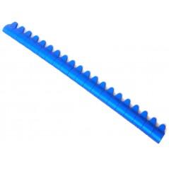 20 Bagues ouvertes en aluminium pour perruches Taille : 4mm Couleur : Bleu 14477 / Bleu Benelux 1,50 € Ornibird