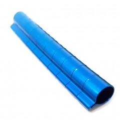10 Bagues ouvertes en aluminium pour pigeons Taille : 8mm Couleur : Bleu 14455 / Bleu Benelux 2,45 € Ornibird