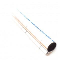 10 Bagues ouvertes en aluminium pour pigeons Taille : 8mm Couleur : Bleu 14455 / Gris Benelux 2,45 € Ornibird