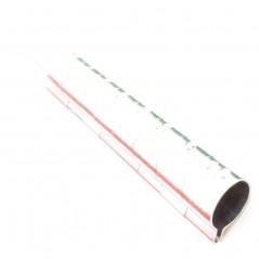 10 Bagues ouvertes en aluminium pour faisans Taille : 12mm Couleur : Gris 14457 / Gris Benelux 2,65 € Ornibird