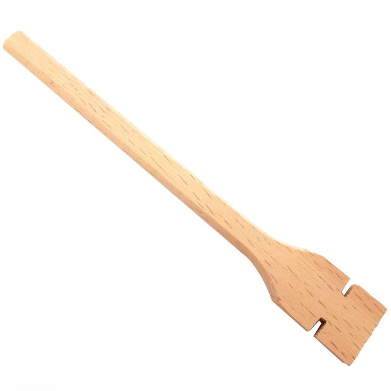 Perchoir en bois 17cm pour canaris Raza, Gloster, Fife, Lizard