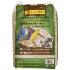 Sable anisé brun pour fond de cage 25kg - Benelux 135 Benelux 9,75 € Ornibird