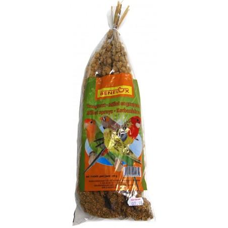 Millet Jaune en grappes Anjou 500gr 1143005 Benelux 2,60 € Ornibird