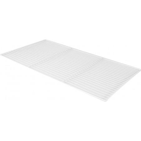 Grille plastifiée blanche pour cage d'elevage 58cm - 2G-R