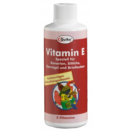 Quiko Vitamines E 100ml