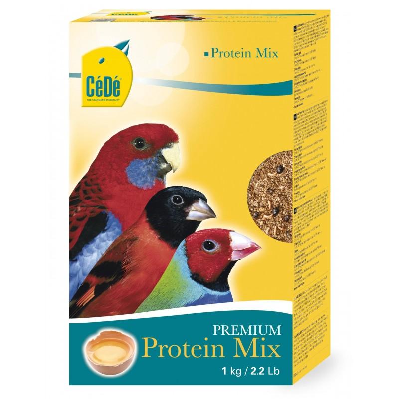 Mix Protein, contient 22% de protéines 1kg - Cédé 761 Cédé 6,13 € Ornibird