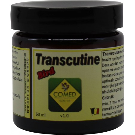 Transcutine, gel for better circulation to the legs 60gr - Comed