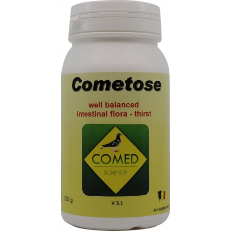 Cometose, conditioneur tract against manure liquid 250gr - Comed