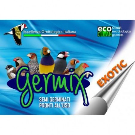 Germix exotique 5kg ES005 21,30 € Ornibird