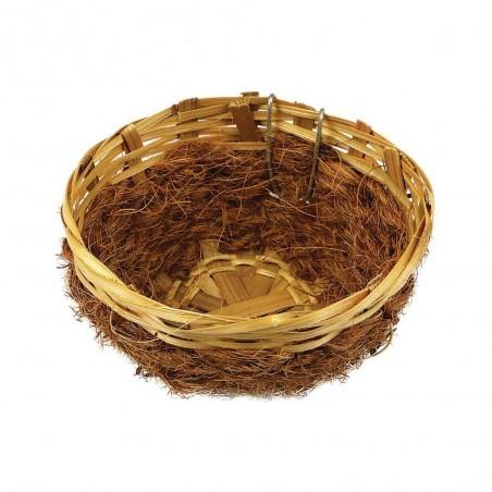 Nest rieten en coco voor de canarische eilanden 11,5 cm