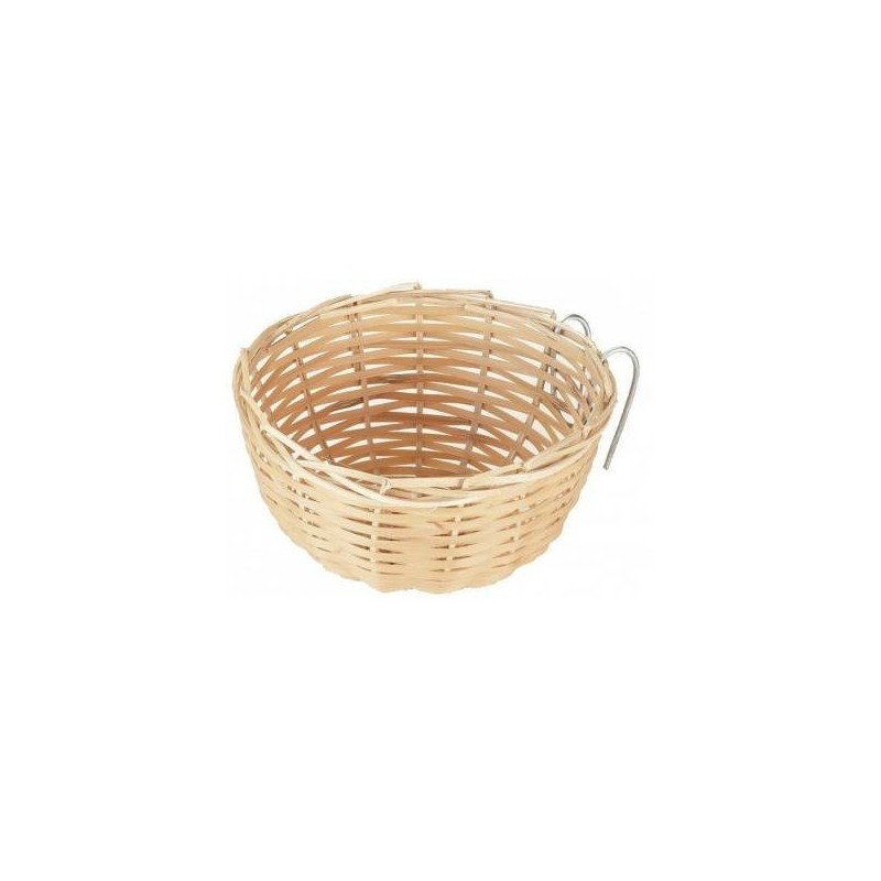 Nest wicker for canaries 11.5 cm 14536 2G-R 0,92 € Ornibird