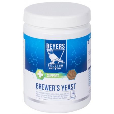 Brewer's Yeast (levure de bière séchée) 600gr - Beyers Plus