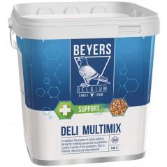 Deli Multimix (mélange de minéraux) 5kg - Beyers Plus 003560 Beyers Plus 13,50 € Ornibird