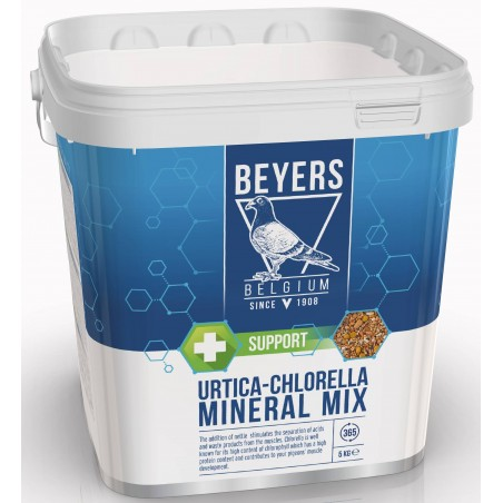Urtica-Chlorella Mineral Mix 5kg - Beyers Plus
