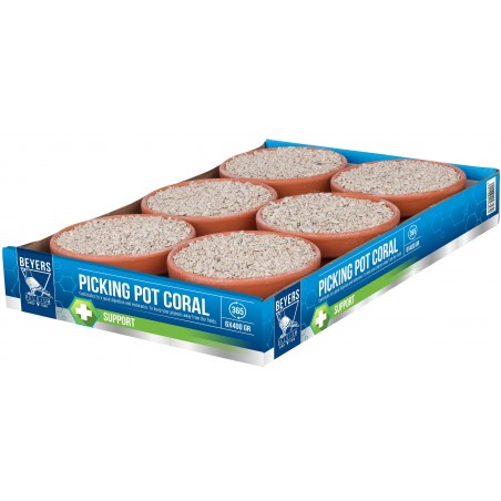 Picking Pot Coral 5+1 free - Beyers More 023029 Beyers Plus 8,50 € Ornibird