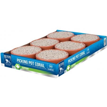 Picking Pot Coral 5+1 gratuit - Beyers Plus