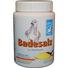 Badesalz (bath salt) 600gr - Backs