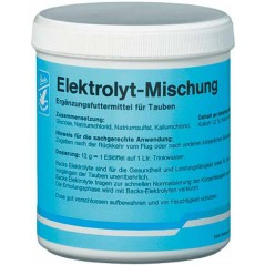 Elektrolyt Pulver (éléctrolytes powder) 500gr - Backs 28012 Backs 9,05 € Ornibird