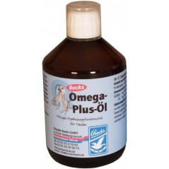 Omega-more Ol (oil Omega-plus) 250ml - Backs 28043 Backs 10,30 € Ornibird