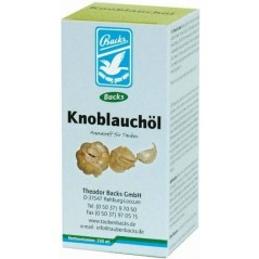 Knoblauchol (garlic oil) 250ml - Backs 28023 Backs 9,91 € Ornibird