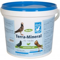 Terra-Mineral (bucket) 4kg - Backs 28062 Backs 23,41 € Ornibird