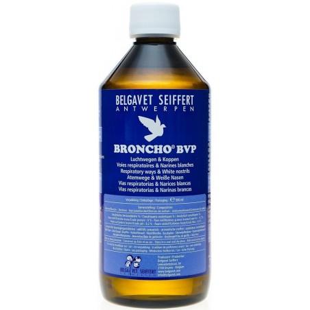 Broncho BVP (voies respiratoires) 500ml - Belgavet