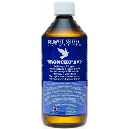 Bronchoalveolar BVP (respiratory tract) 500ml - Belgavet 84093 Belgavet 20,72 € Ornibird
