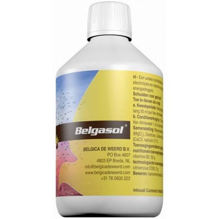 Belgasol 500ml - Belgica De Weerd