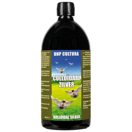 Colloidal silver (tiny silver particles with electric charge) 1l - DHP
