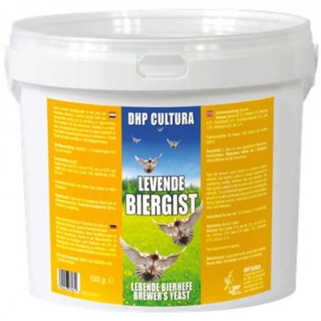 Living yeast gross 1.5 kg - DHP 33036 DHP 8,95 € Ornibird