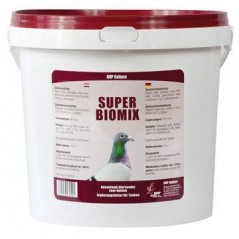 Super Bio Mix (minerals specifically designed for the orientation and digestion) 10l - DHP 33005 DHP 24,42 € Ornibird
