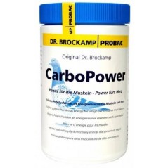 CarboPower (supports muscle function) 500gr - Dr. Brockamp - Probac 36013 Dr. Brockamp - Probac 12,65 € Ornibird