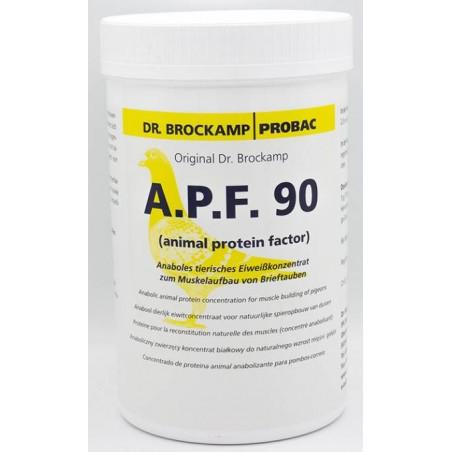 APF 90 (concentrate proteïque) 500gr - Dr. Brockamp - Probac