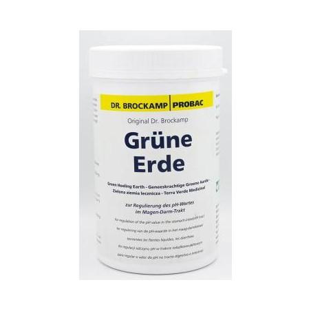 Green earth (earth's natural mineral) 1kg - Dr. Brockamp - Probac