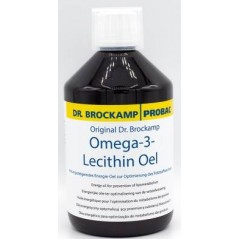 Omega 3 oil lecithin (Oil, energetic) 500ml - Dr. Brockamp - Probac 36002 Dr. Brockamp - Probac 31,72 € Ornibird
