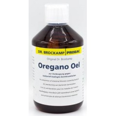 Oil of oregano (supports the defense system) 500ml - Dr. Brockamp - Probac 36007 Dr. Brockamp - Probac 25,25 € Ornibird