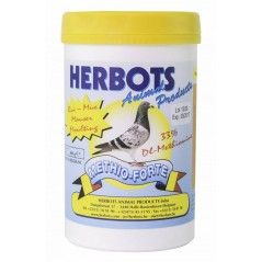 Methio Forte (plumage, moulting), 300g - Herbots 90012 Herbots 19,30 € Ornibird