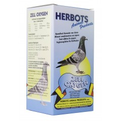 Zell Oxygen (yeast cells vitantes) 250ml - Herbots 90023 Herbots 15,95 € Ornibird