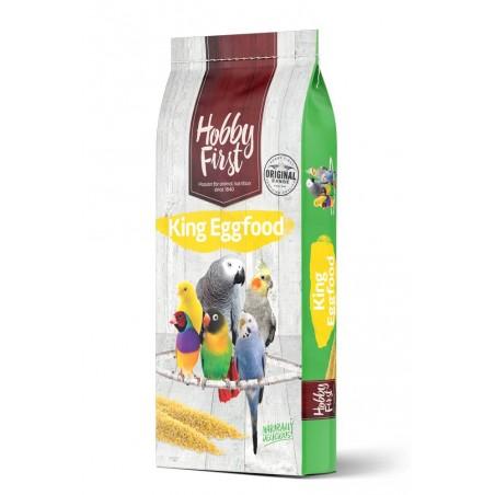 King pâtée aux oeufs jaune grasse 10kg - King