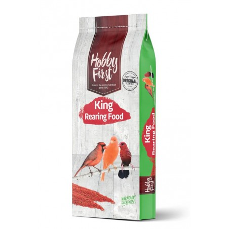 King meal to the eggs red oily 10kg - King
