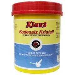 "Badesalz ""Kristall"" (bath salt) 750gr - Klaus 37002 Klaus 15,35 € Ornibird"