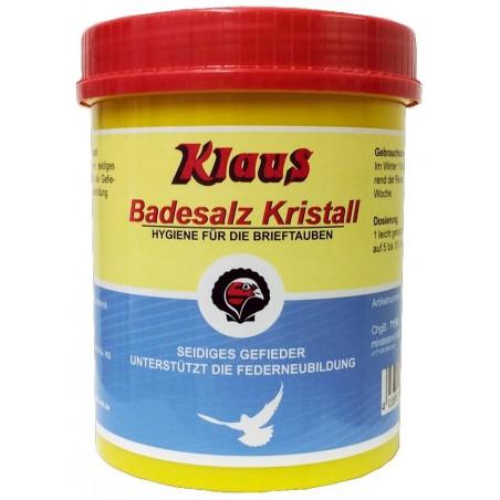 "Badesalz ""Kristall"" (bath salt) 750gr - Klaus"