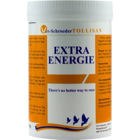 Extra-Energy 300g - Schroeder - Tollisan