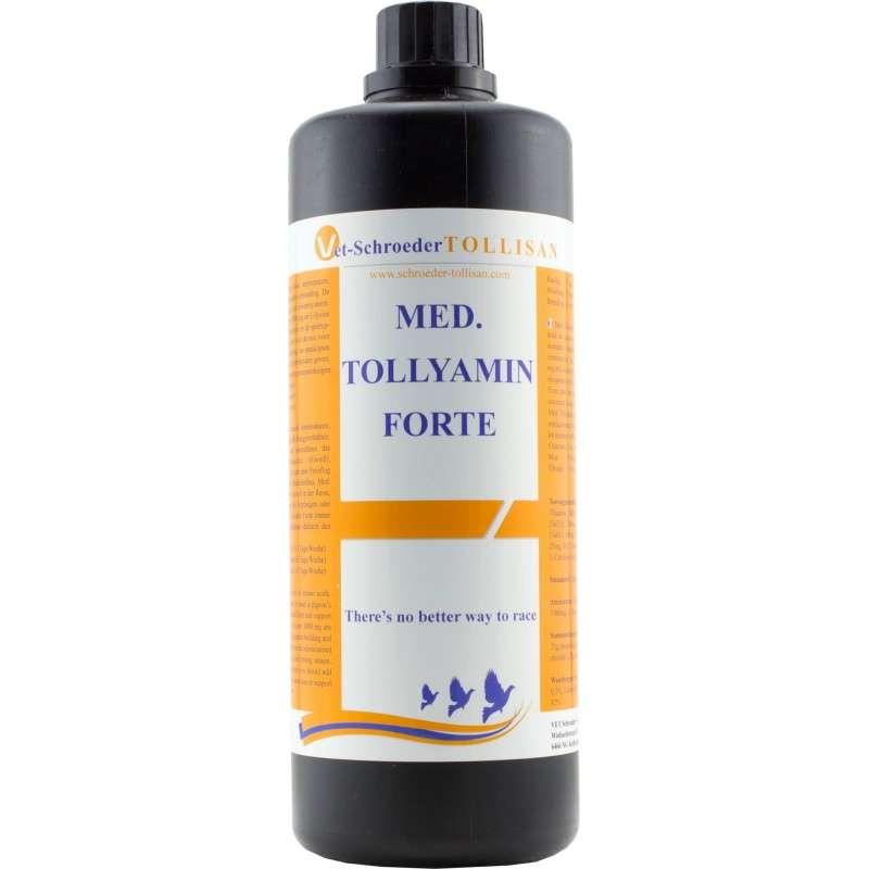 Med. Tollyamin Forte Tollisan 1L - Schroeder - Tollisan 74016 Schroeder - Tollisan 25,14 € Ornibird