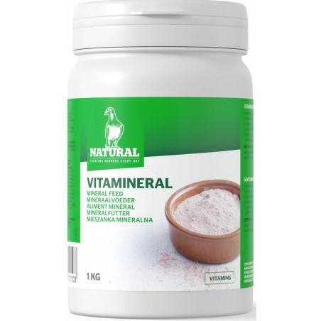 Vitamineral (minéraux vitaminés) 1kg - Natural Pigeons