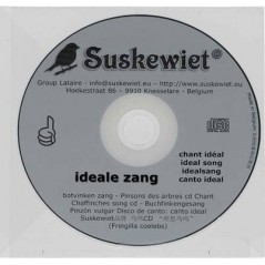 Chaffinches CD song : song perfect - Suskewiet 20005 Suskewiet 11,20 € Ornibird